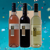 Wijntasje (2 flessen)