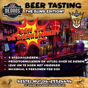 Beer Tasting Box (4 bieren)